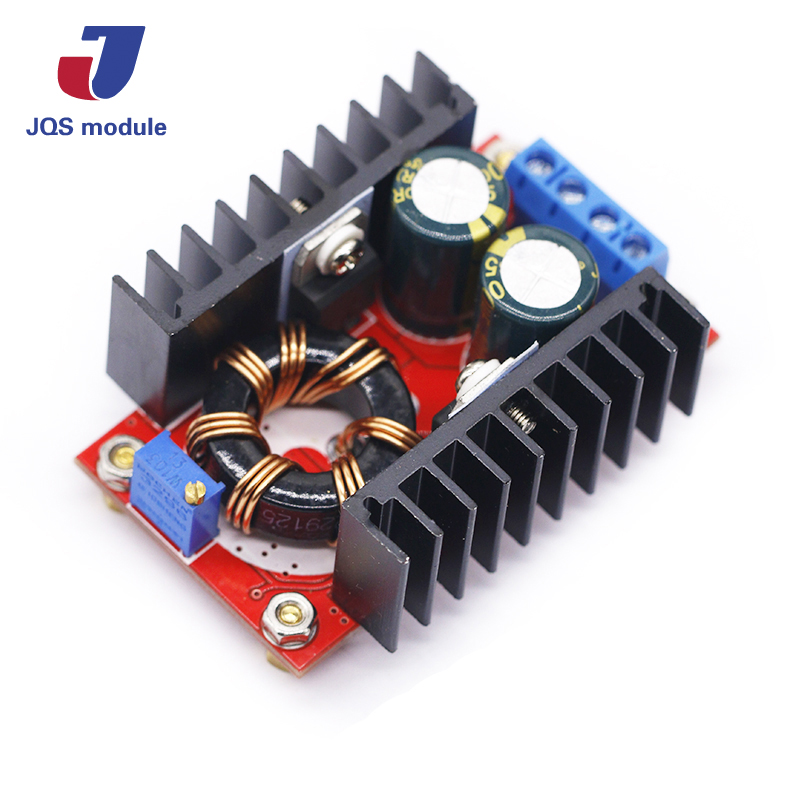 цена на 1pcs 150W Boost Converter DC to DC 10-32V to 12-35V Step Up Voltage Charger Module
