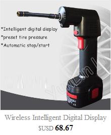 Шины надувной Цифровой dc 12 вольт автомобильный портативный