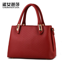 High quality 2016 shoulder bags women messenger bag famous brands women PU leather handbags
