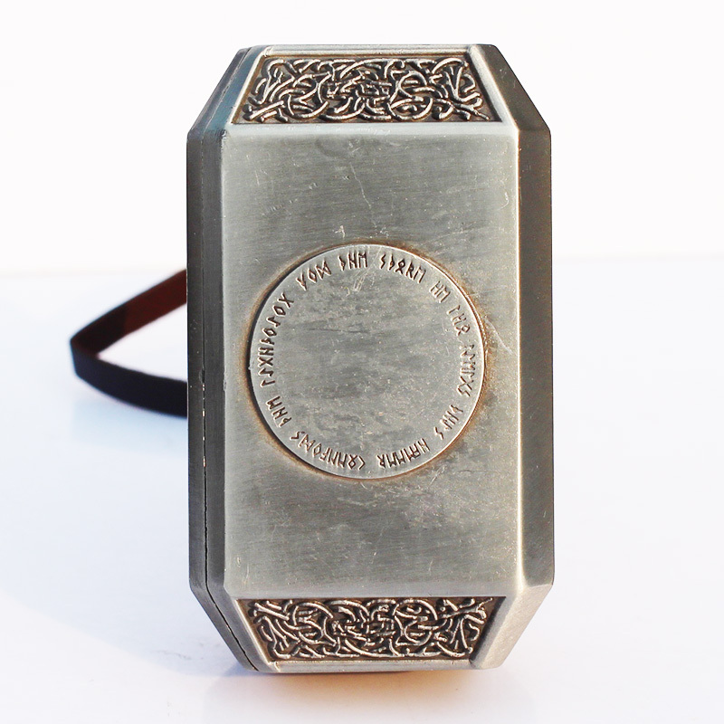 Image 3 - 20cm Thor's Hammer Toys Thor Custome Thor Hammer Cosplay Hammer Free Shipping-in Action & Toy Figures from Toys & Hobbies