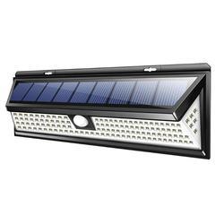 118LED 1000LM SMD Solar Lamp Waterproof Outdoor Lighting Garden Lights Courtyard PIR Motion Sensor Emergency LED Solar Wall Lamp