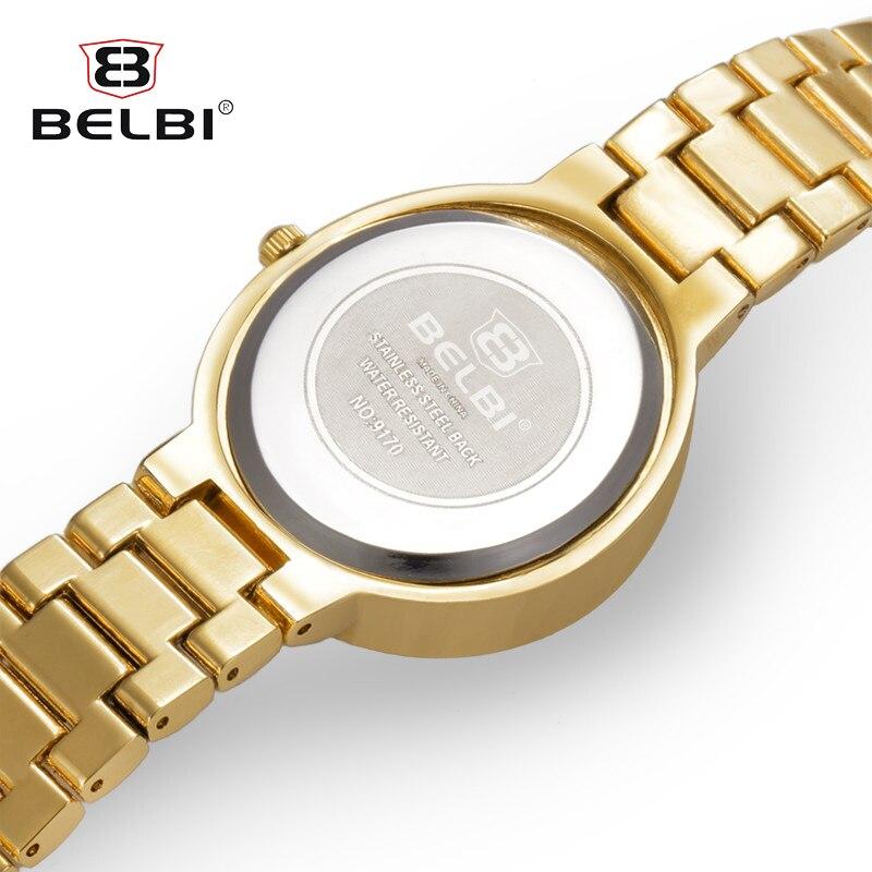 Super Belbi nuovo diamante di lusso orologio da donna elegante ovale  XS88