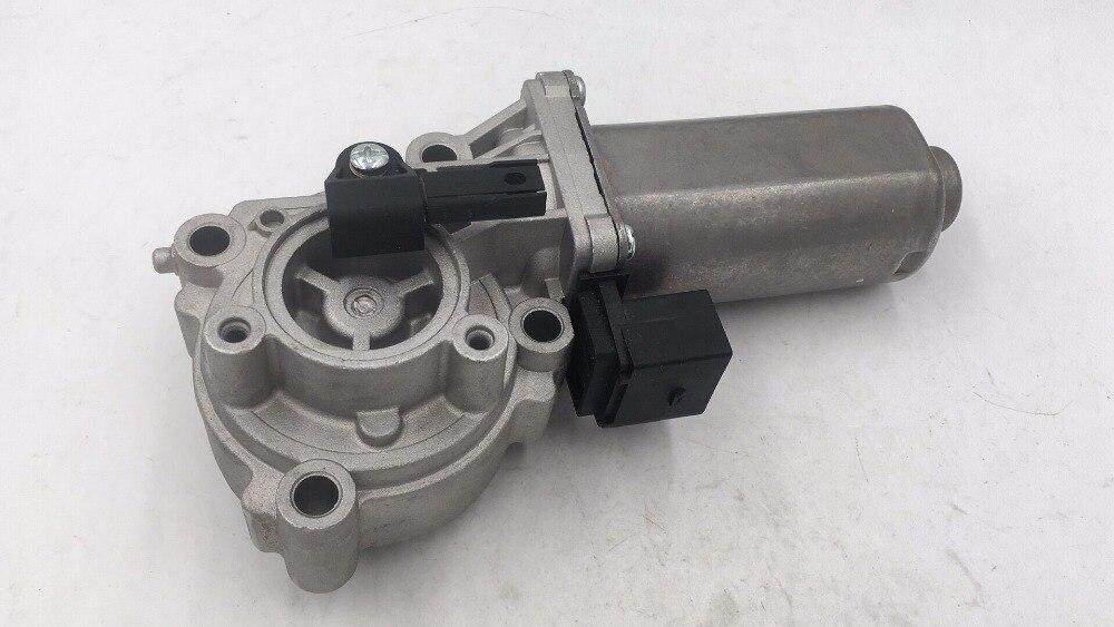Nouvel actionneur de moteur de changement de boîtier de transfert avec résistance (capteur) pour BMW X3 E83 X5 E53 E70 F15 F85 F25 ATC400/ATC500/ATC700