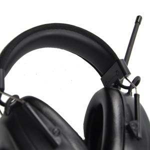 Image 4 - Protear NRR 25dB אלקטרוני שמיעת מגן AM FM רדיו מחממי אוזני הגנת אוזן אלקטרונית אלקטרוני Earmuff