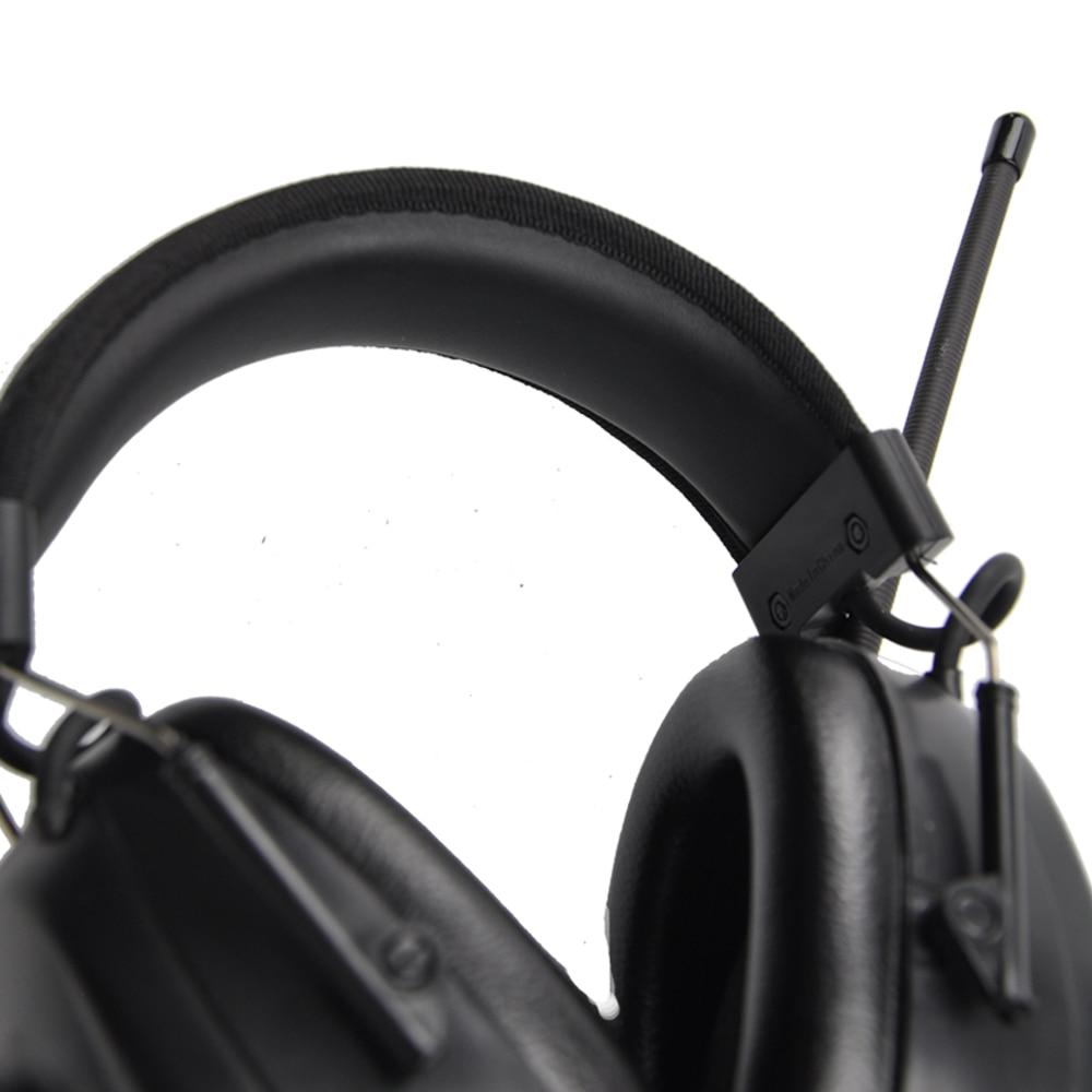 Protear NRR 25dB Електронний захисний слух AM - Безпека та захист - фото 4