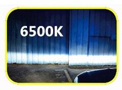 Infitary 2 шт. COB Чип автомобильная светодиодная головная светильник H4 H7 H1 H3 H11 H13 9004 9005 9006 9007 лампы 10000LM 3000K 4500K 6500K мини авто светильник - Испускаемый цвет: 6500k