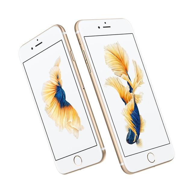 Unlocked Apple iPhone 6s 2GB RAM 16/64/128GB ROM Cell Phone IOS A9 Dual Core 12MP Camera IPS LTE Smart Phone 3