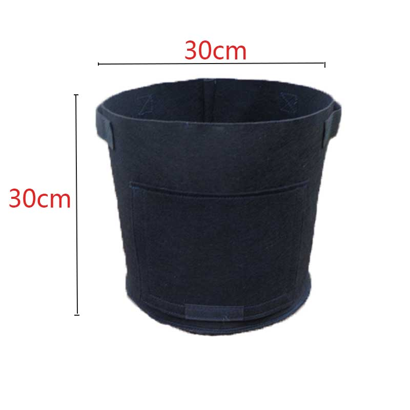 1pcsNew potato planting bag 30cm 30cm vegetable planting bag 7 gallon thickened garden planting bag in Grow Bags from Home Garden