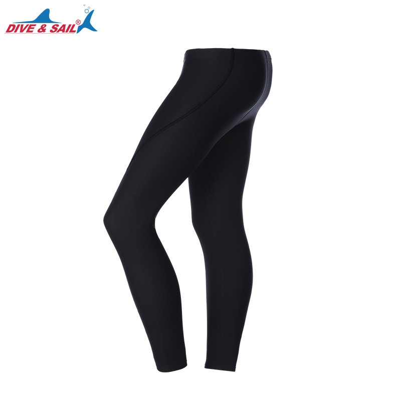 122aa5ae689 DIVE SAIL 3MM Neoprene Men Diving Pants Wetsuit Winter Water Sports Keep  Warm Trousers for Snorkeling Swimming Sailing Surfing