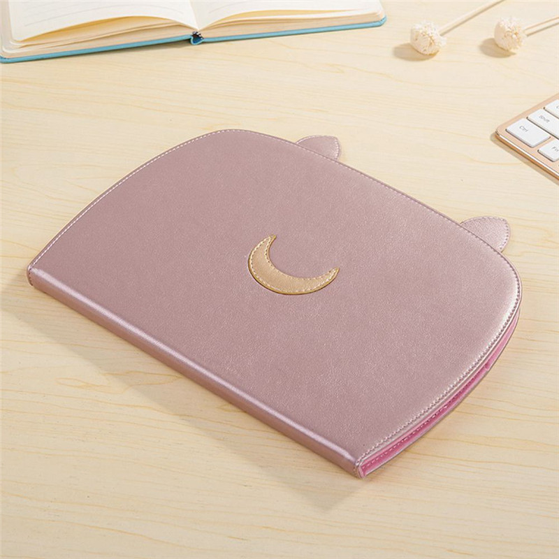 For ipad air2 case Moon pattern PU Leather case for apple iPad air 2 protection cover