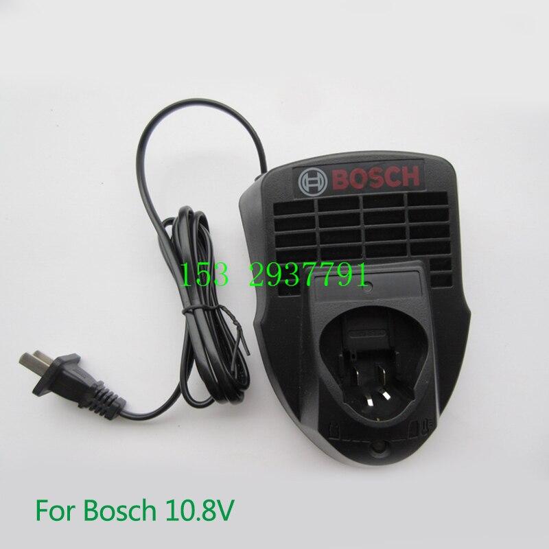 Uus asendus-tööriista aku kiirlaadija Boschi 10.8V - Elektritööriistade tarvikud - Foto 2