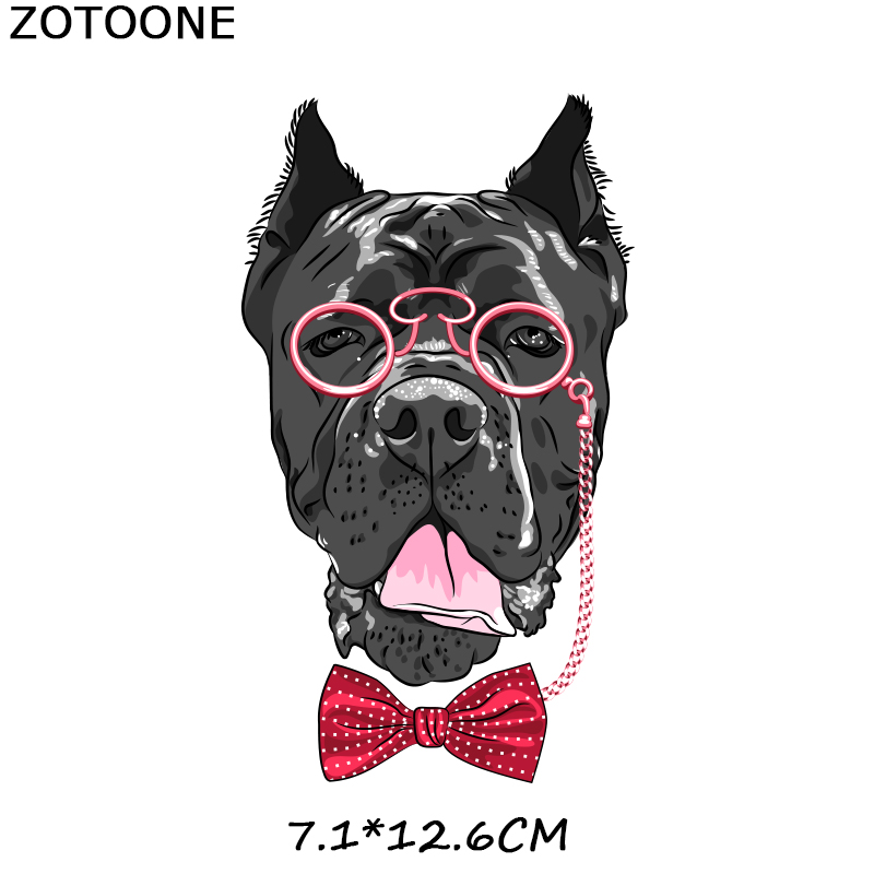 ZOTOONE Stripes Iron on Transfer Patches on Clothing Diy Horse Patch Heat Transfer for Clothes Decoration Stickers Accessories G in Patches from Home Garden