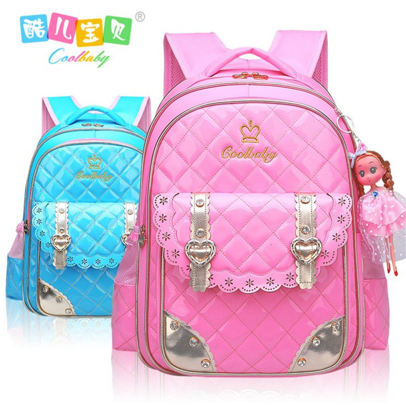 Coolbaby New School Bags for Girls Brand Women Shoulder Bag backpack Fashion Kids best waterproof backpack students free hologra