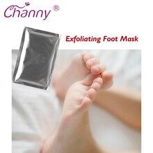 2pcs/lot Baby Foot Peeling Renewal Foot Mask Remove Dead Skin Smooth Exfoliating Socks Foot Care Socks For Pedicure