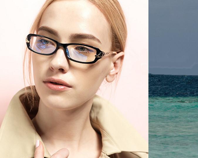 6c0c4ddea0 New European and American Retro Glasses Frame Leopard Head Metal Plain  Mirror Eyeglasses Frame for Women. 12. 5. 2 9 13 19 ...
