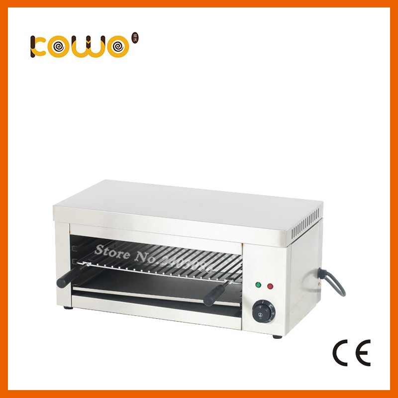 kitchen salamander chromcraft chair parts ce stainless steel handing electric silver toaster grill machine oven food processors