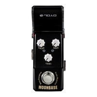 JOYO JF 332 Moonbase Bass Overdrive Effect Guitar Pedal True Bypass Electric Guitar Effect Pedal Suitable for Jazz Blues Musical