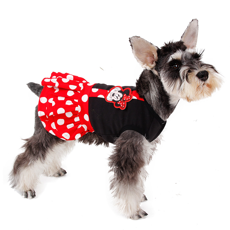 Lovely Style Cartoon Mouse Clothes for Dog Pet Clothing ...