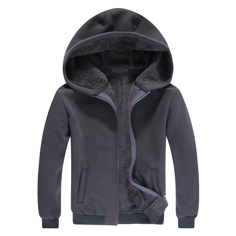 Aliexpress.com : Buy 2017 New Fashion Men Fleece Jacket Winter ...