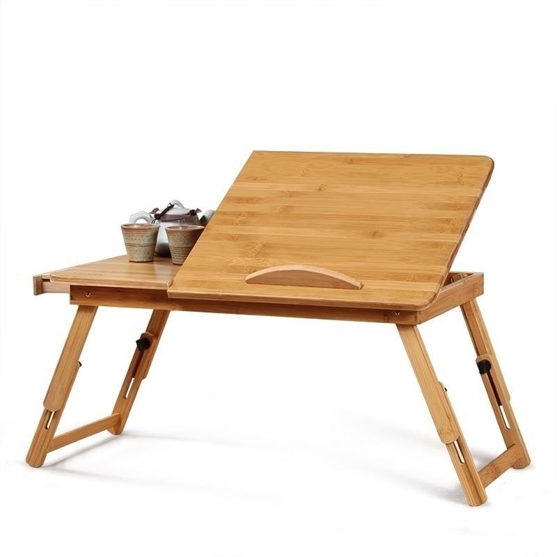 Время складной ноутбук comter кровать с небольшой стол ленивый простой общежитии Бесплатная доставка