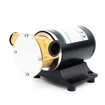 25L/Min 12V 24V Electric Surface Centrifugal Pump Deck Wash Engine Cooling Pump FIP-3200 Flexible Impeller Pump
