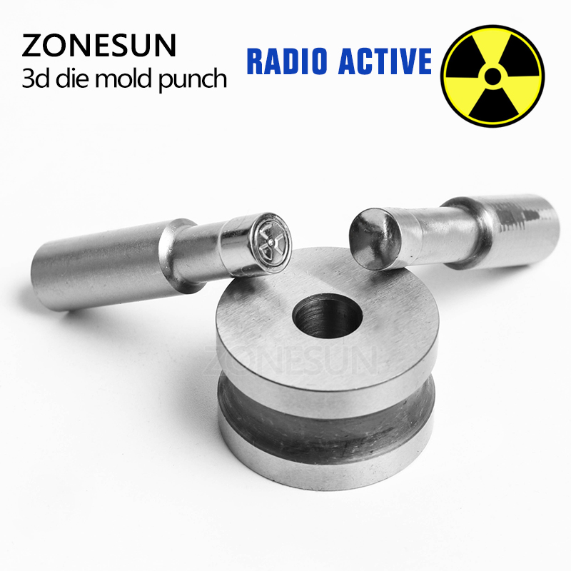 ZONESUN Stamp die mold superman Gold ghost Punching Set Stamp tablet die for pills candy press equipment TDP 0/1.5/5 a215 baterpak stamp circlar round die mold press mold punch die mould press die dia 6mm round tdp 0 1 5t 5t