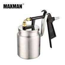 Maxman 500 мл безвоздушный пневматический распылитель Аэрограф