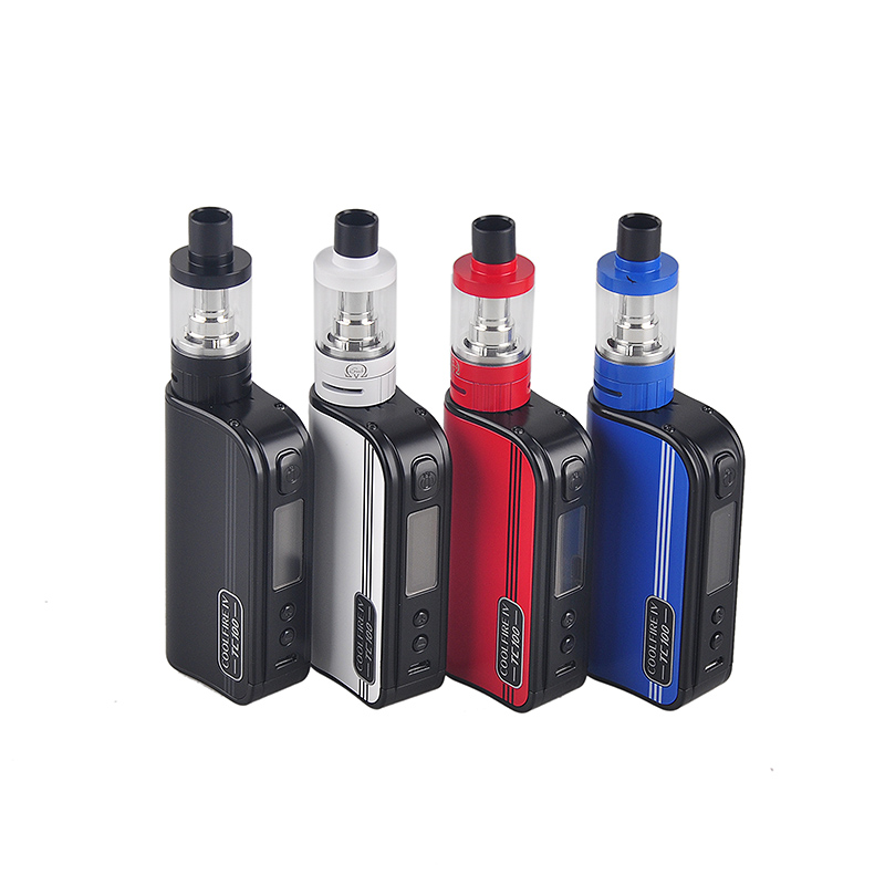 Innokin Cool Fire 4 TC100W Box Mod 3300mah Battery Built-in 3ml Top Filling Atomizer Tank Adjustable Airflow E-cigarette Kit innokin coolfire ultra tc150 kit 150w box mod vape electronic cigarette scion tank temperature control 4000mah battery built in