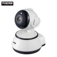 Fuers 720P HD Wireless Security IP Camera 1MP WIFI IP Camera Night Vision Audio Recording Surveillance
