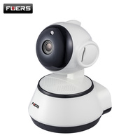 Fuers 720P HD Wireless Security IP Camera 1MP WIFI IP Camera Night Vision Audio Recording Surveillance