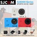 Оригинал Sj4000 Sjcam 4000 Серии & SJ4000 WIFI & SJ4000 Плюс спорт Действий Камера 30 М Водонепроницаемая Камера HD 2 К Sj Cam Спорт Д. в.