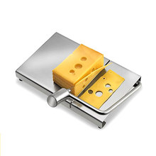 New Stainless Steel Cheese Butter Slicer Cutting Wire Board Blade Kitchen Cooking Baking Bakeware Tools With 5 Wire J2Y