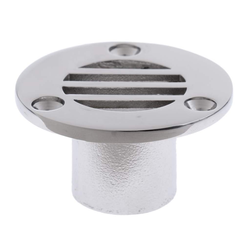 Image 3 - Heavy Duty 316 Stainless Steel Boat Kayak Cockpit Deck Drain  Marine Hardware Fitting Corrosion Resistance 1.77 x 1 inch-in Marine Hardware from Automobiles & Motorcycles