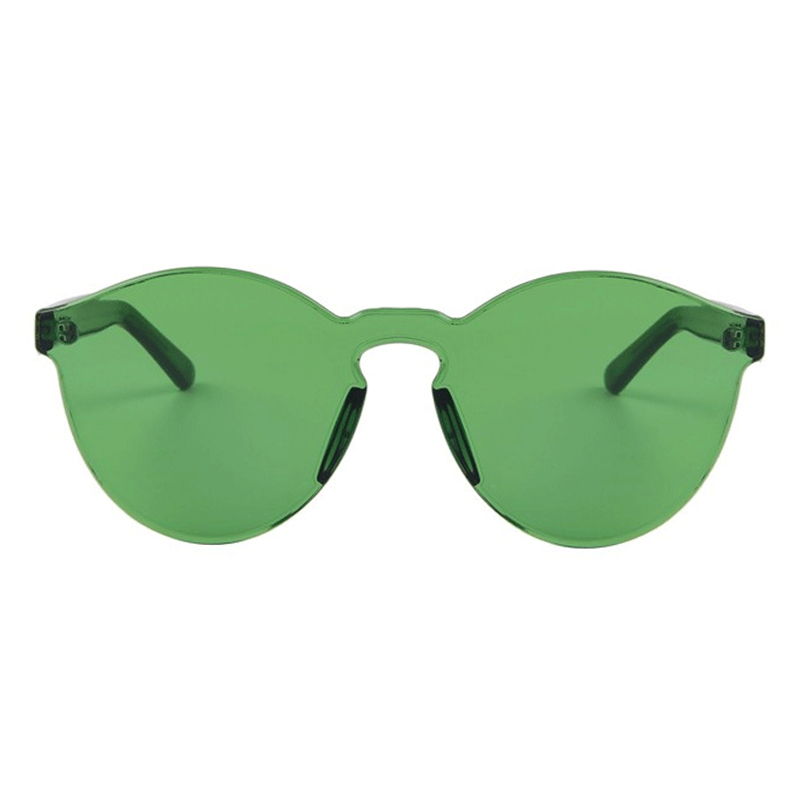 HTB1gIe OVXXXXaSaFXXq6xXFXXXw - Fashion Women Flat Sunglasses Luxury Brand Designer Sun glasses Integrated Eyewear Candy Color UV400 de sol feminino