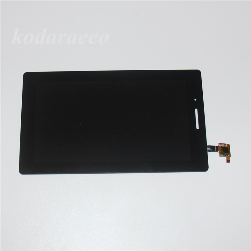 kodaraeeo 7 For Lenovo Tab 3 7.0 710 essential tab3 TB3-710F TB3-710L TB3-710I LCD Display With Touch Screen Digitizer Assembly new 7 inch for lenovo tab3 tb3 710f lcd display and touch screen digitizer assembly with free shipping