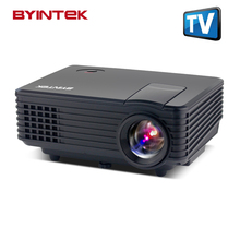 Marca BYINTEK BT905 mini Home Theater Vídeo LCD Tv cinema HDMI piCO fULi hD 1080 P LED proyector Proyector Portátil beamer