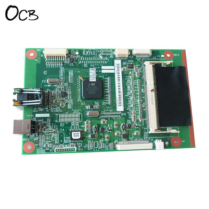Q7804-69003 Q7804-60001 Mainboard Main Board For HP LaserJet 2015 2015D P2015 P2015D Printer Formatter Board ce832 60001 mainboard main board for hp laserjet m1213 m1212 m1213nf m1212nf 1213 1212 printer formatter board