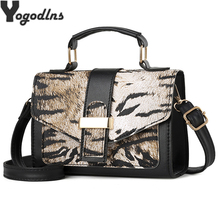 Luxury Women Handbag Bag Leopard Print Women Bags