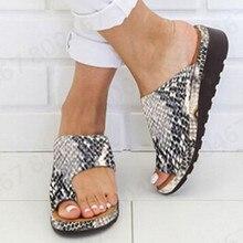 ARIGREBEN клип носком; сандалии; женские сандалии на танкетке Лето обычные пляжные сандалии тапочки сандалии на танкеточной платформе Y