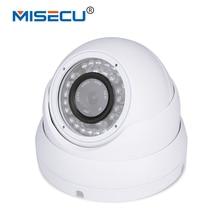MiSecu HI3518E 1280*960 P 1.3MP 48 В POE 36 шт. светодиодов Ip-камеры POE Купол ONVIF Водонепроницаемые ИК Ночного Видения P2P Plug & Play бесплатно
