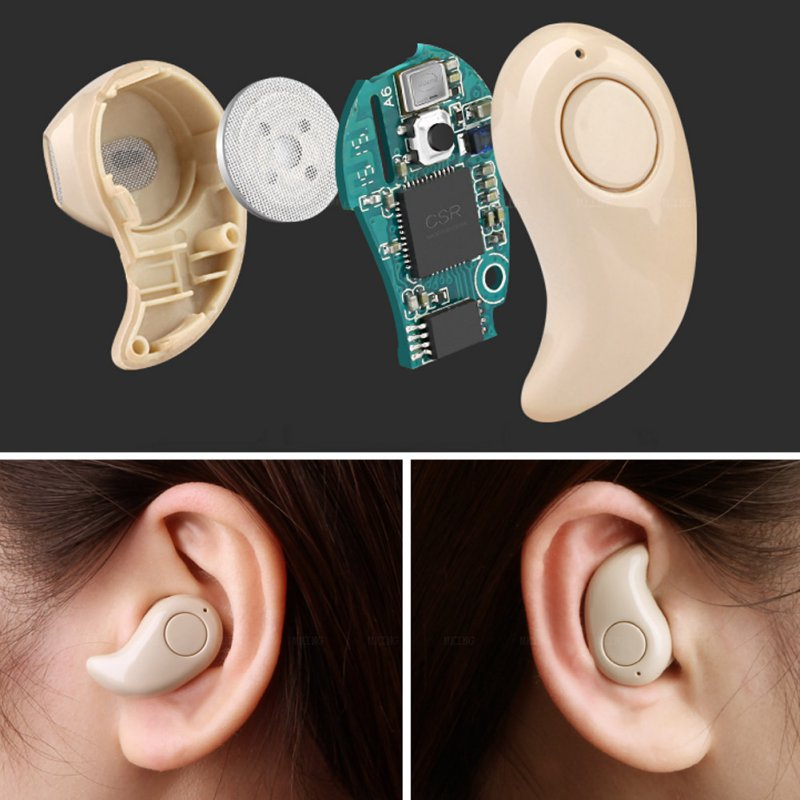Mini 4.0 Chip Inteligente Estéreo En La Oreja Los Auriculares Auricular Auricular Bluetooth Inalámbrico Universal