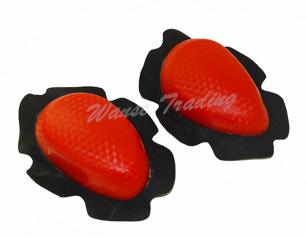 waase Motorcycle Knee Sliders Protective Kneepad Universal Kneepad Sliders
