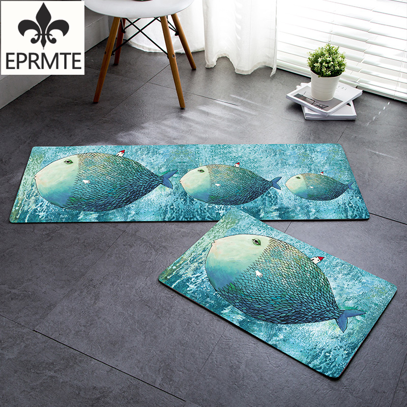 Lovely Carpet Door Mat Bedroom Bathroom Mat Anti-slip Mats Fun Decorative Niche for Home Rug kids Room Rugs Multi-size