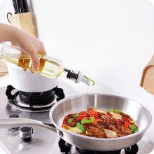 2 UNID Dispensador De Aceite de Cocina Botella Condimento De Almacenamiento Frasco Botella de Líquido Del Tanque Nuevo de La Manera Con 500 ml/250 ml Accesorios de cocina