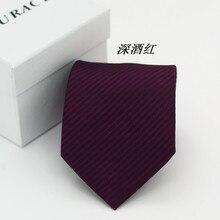 Designer brand necktie groom ties men gentleman