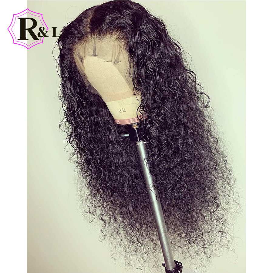Image 5 - RULINDA Short Curly Lace Front Human Hair Wigs Pre Plucked With Baby Hair 13*4 Brazilian Non Remy Hair Bob Lace Wigs For Women-in Human Hair Lace Wigs from Hair Extensions & Wigs