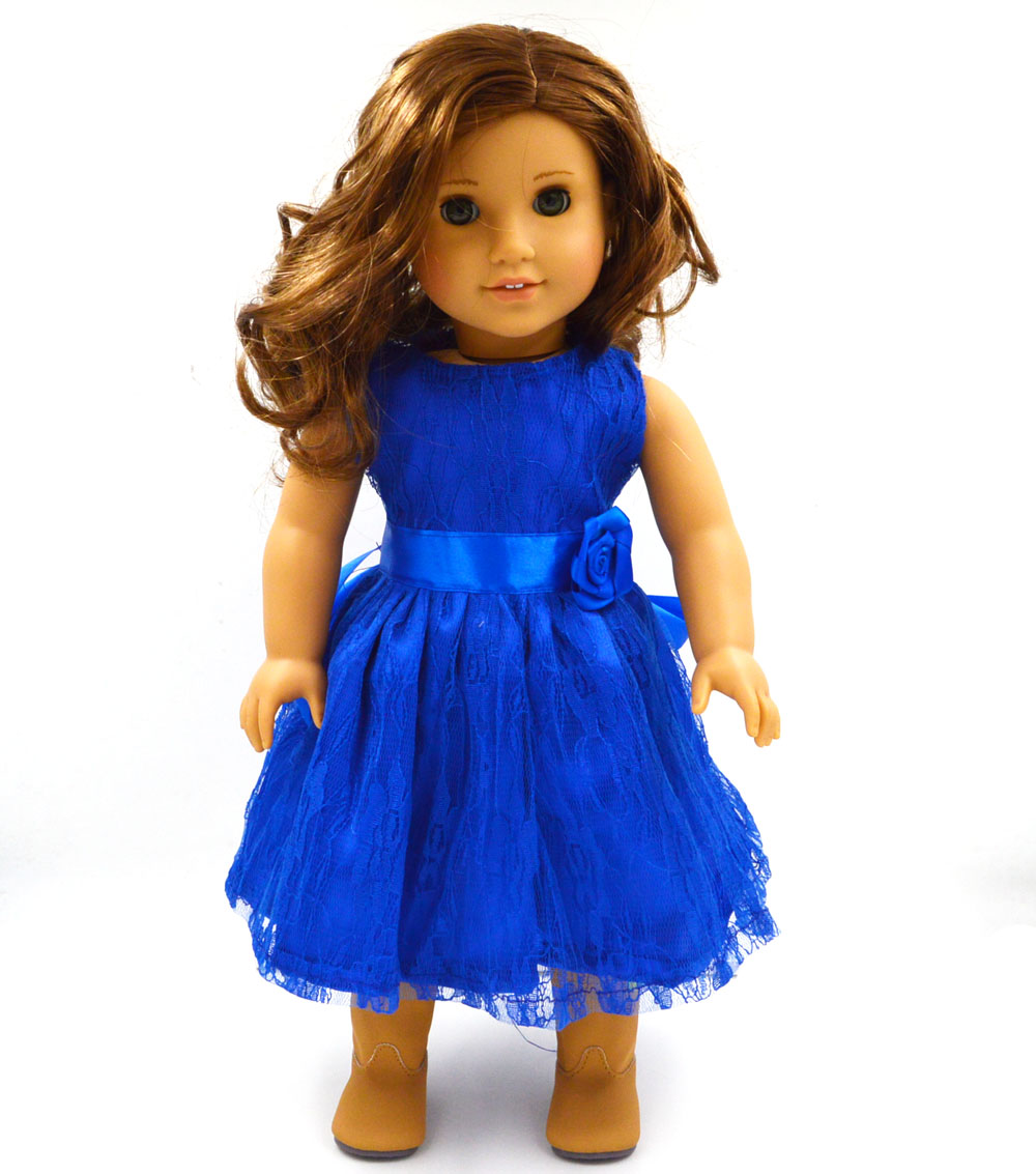 Online Get Cheap Doll Clothes for 18 Inch Dolls ...