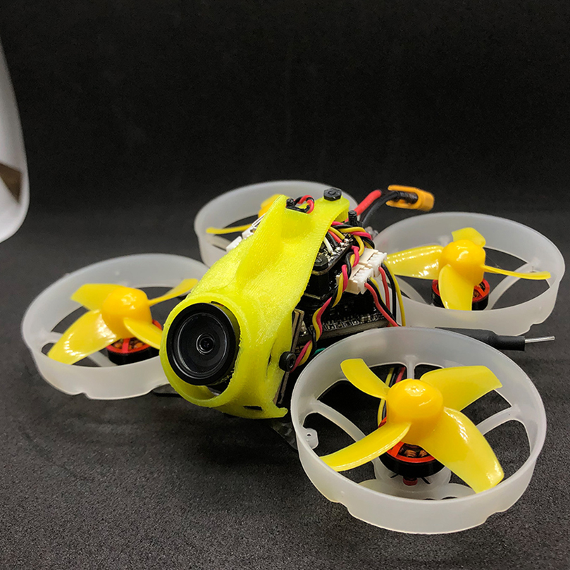 JMT FullSpeed TinyLeader HD Brushless BWhoop FPV Racing Drone Quadcopter 2-3S 25-600mw VTX