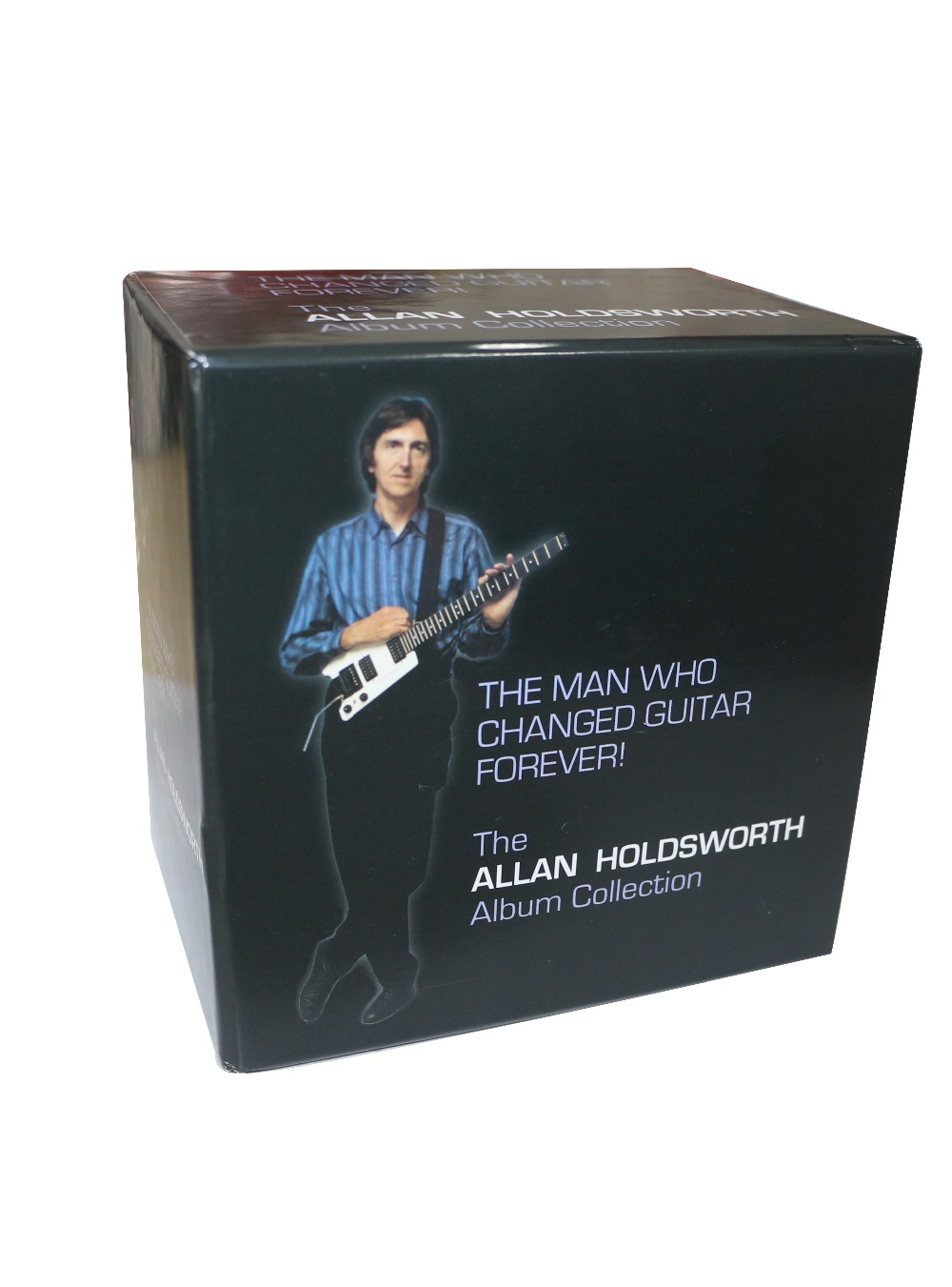 Allan Holdsworth Man Who Changed Guitar Forever 12CD music cd box set Boxset brand new Free Shipping sweet soul of the 70s time life 11 cd box set 11cd music cd boxset box set brand new sealed free shipping