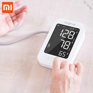 Image 5 - Monitor de presión arterial Xiaomi Mijia Andon, pulsómetro inteligente para brazo, esfigmomanómetros y tonómetros